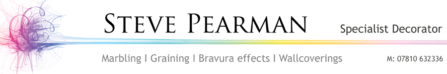 Steve Pearman | Specialist Decorators